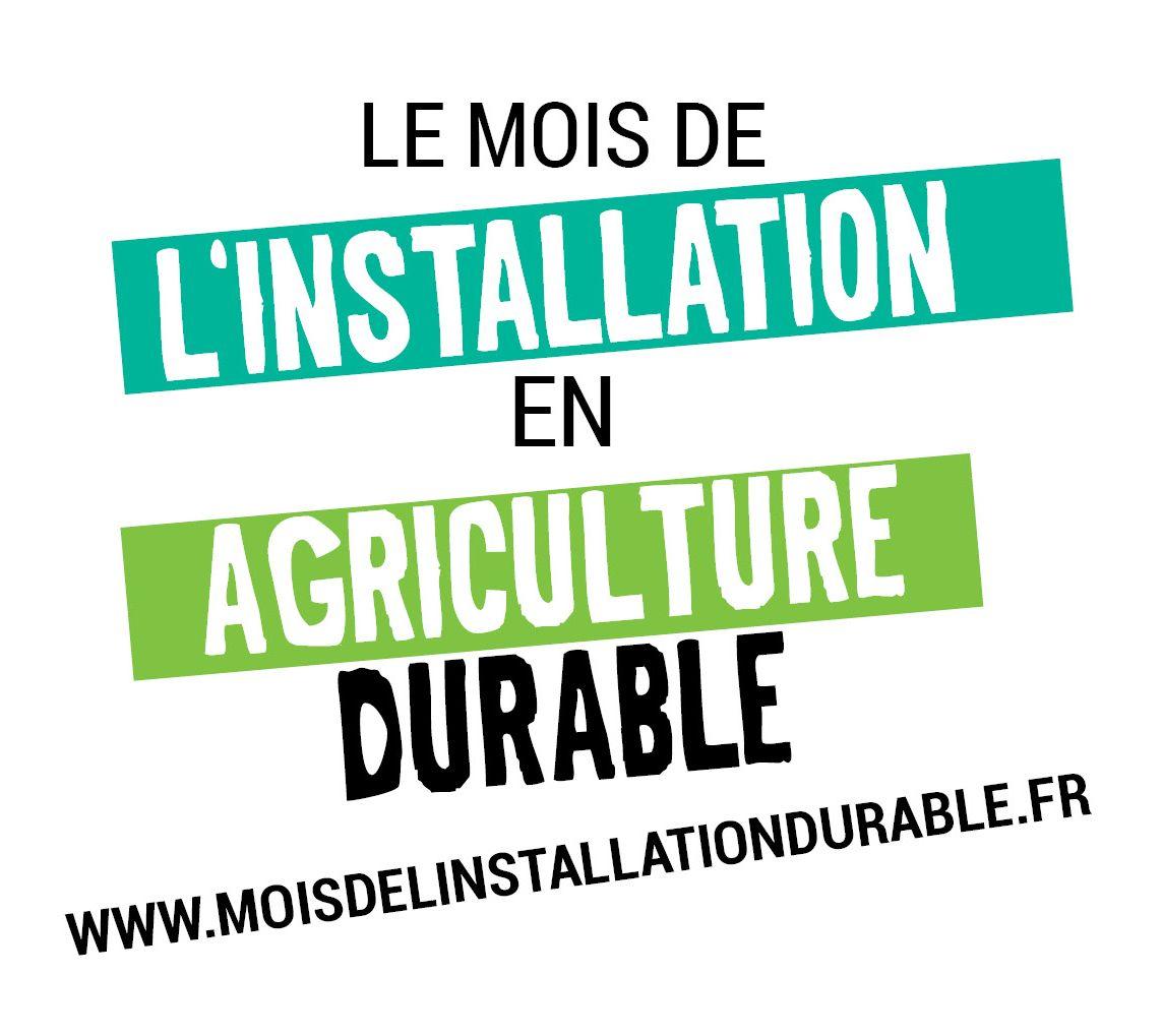 Le mois de l'installation en agriculture durable en Bretagne